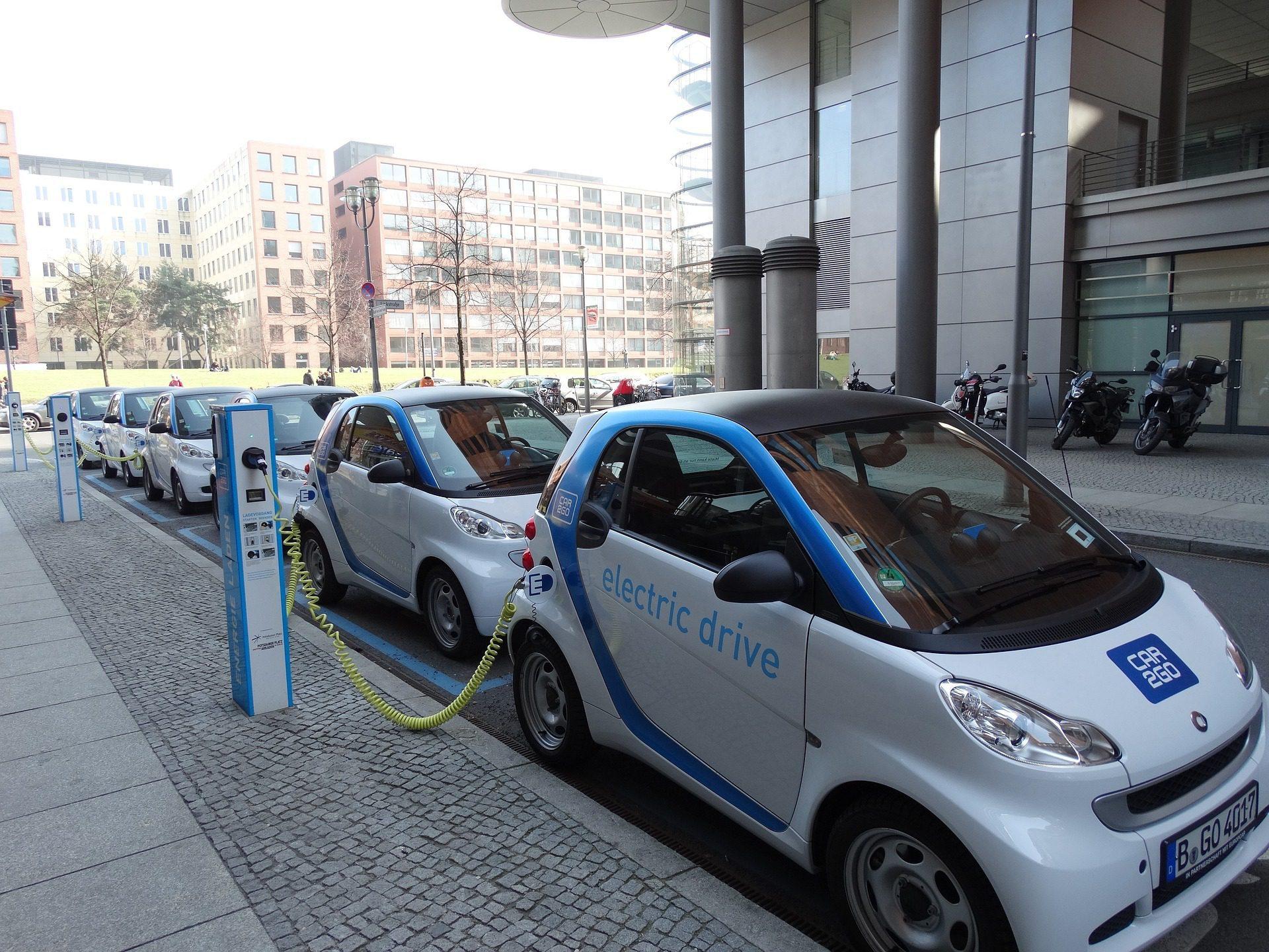 Förderung von E-Fahrzeugen für Handwerksunternehmen