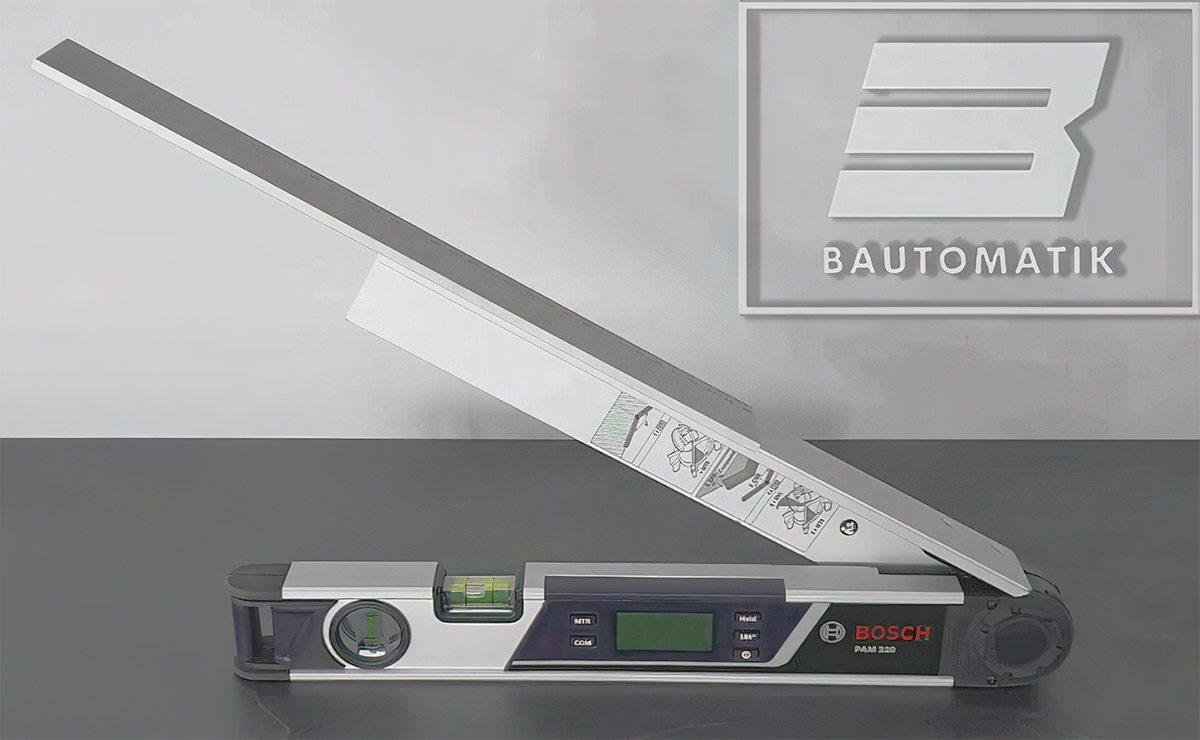 Digitale Winkelmesser im Test